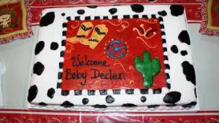 Baby Shower for Declan!