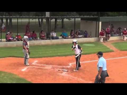 Henryetta High School vs Muldrow softball
