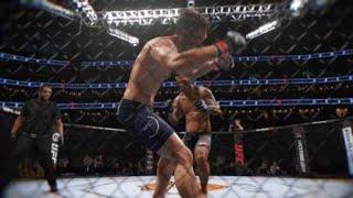 EA SPORTS™ UFC® 3 Wonderboy vs RDA Knockout Mode