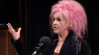 Cyndi Lauper talks Donald Trump
