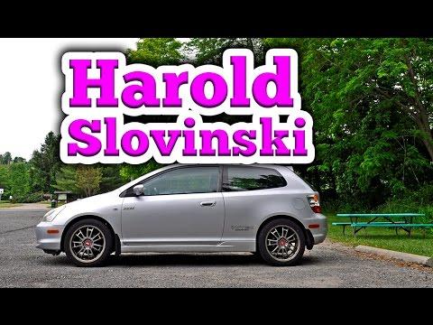 Harold Slovinski: 2004 Honda Civic Si