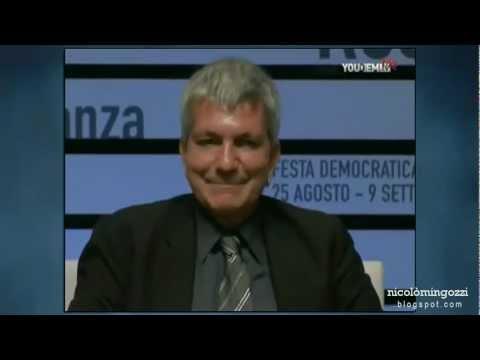 Vendola e Bindi su Di Pietro e Idv, Casini e matrimoni gay (FestaDem, 03/09/2012)