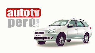 Road Test: Fiat Palio Weekend