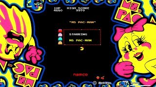 Ms Pac Man Acarde Sound effects
