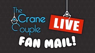 LIVE fan mail PO box opening and Akibento unboxing!