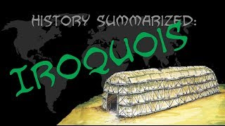 History Summarized: Iroquois Native Americans