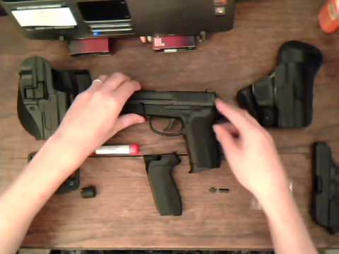 Sig Pro 2340: 1 of 6 Review and Cleaning