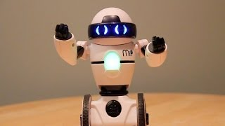 MiP Self Balancing Robot Friend by WowWee.  Hands-On Review