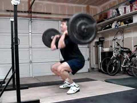 Olympic lift clean & jerk - 135 lb. single Image 1
