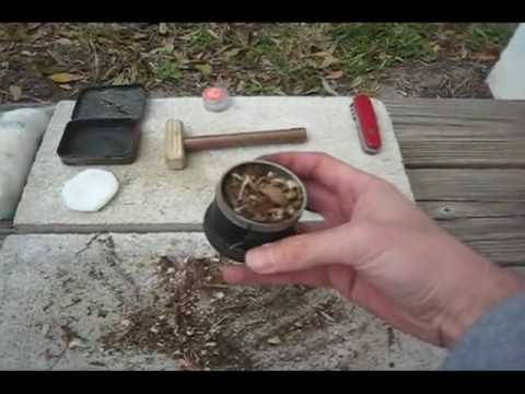 Fire Piston Tinder Box Flame Maker