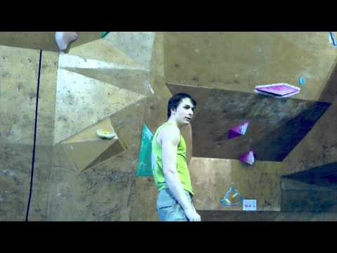 Boulder World Cup 2012 report - Log-Dragomer