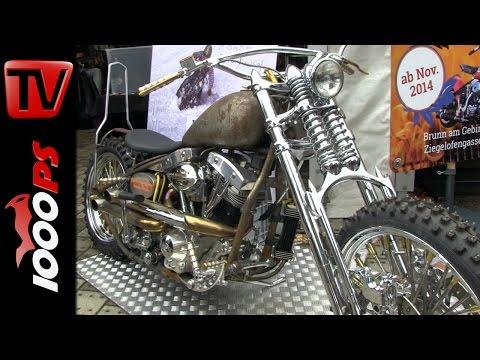 Harley-Davidson Innsbruck/Bozen Interview - EBW 2014