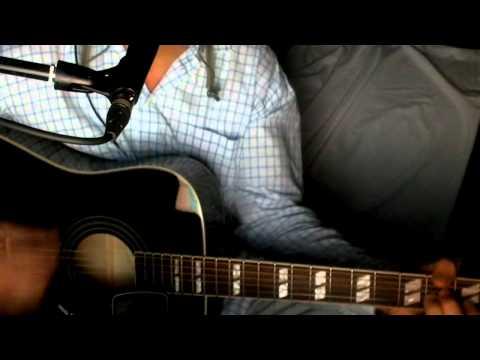 It Never Rains In Southern California Albert Hammond Acoustic Cover w/ Bluesharp