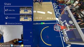 FlightReacts SLAMS SHATTERS Controller After INTENSE OT NBA 2K20 MyTeam Against Expensive Team!