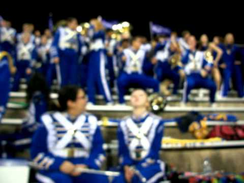 Chapel Hill High School Band 11-12-10 Tyler texas