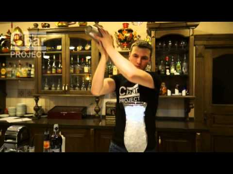 Авторский коктейль Девушки Танцуют Одни рецепт от Cbar-PROJECT