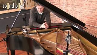 download lagu Charter Oak E700 Microphone - Grand Piano How-to Recording gratis