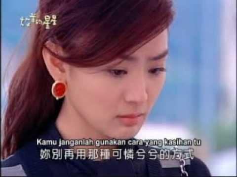 My Lucky Star Ep 10-1 [malay Sub.] video