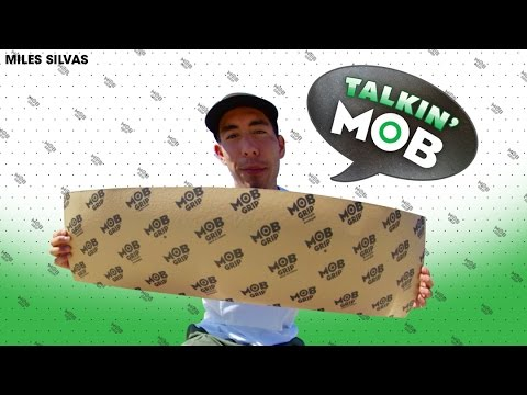 Miles Silves: Talkin' MOB at Mather Park