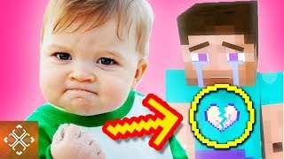 10 BEST MINECRAFT Moments Where CHEATERS Got What They Deserved