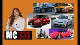 Toyota Yaris 2020 - MC 131, com Camila Camanzi