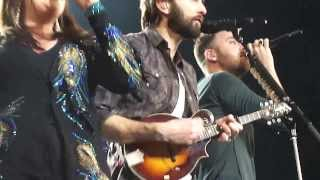 Lady Antebellum Video - lady antebellum - compass (take me downtown tour 1/18/14)