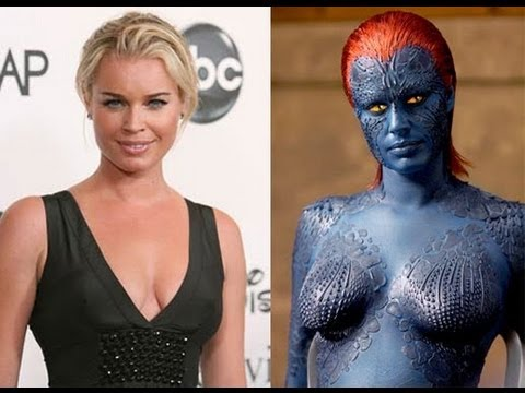 Cenk Kicked Off Interview Circuit By Rebecca Romijn After Mystique lesbian Question video