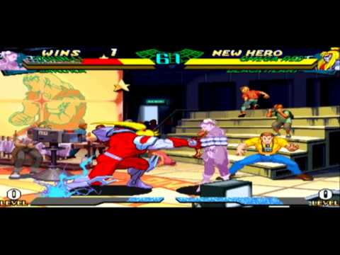 Loquendo - Curiosidades Saga Marvel VS Capcom