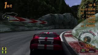 Gran Turismo 3 - Trial Mountain Endurance 2 Hours (+ Prize Cars/Colours)