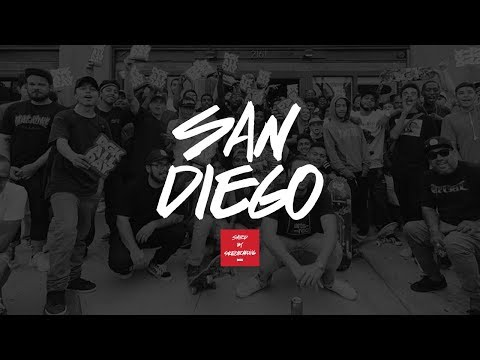 DGK - Saved by Skateboarding - San Diego