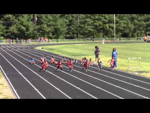 Young Thug Boxing. Spot youth TRACK & FIELD 2014  East End Lightning  5 years old