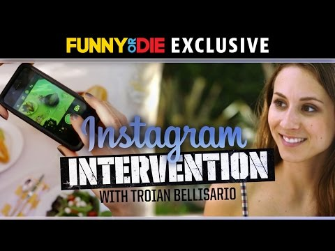 Instagram Intervention with Troian Bellisario