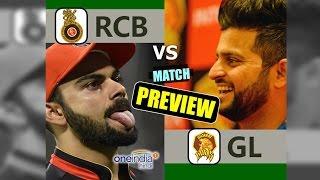 Download IPL 2017: RCB vs GL 20th Match Preview & Prediction | वनइंडिया हिन्दी 3Gp Mp4
