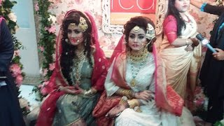 Bangladeshi models - Brishty Islam & Srabonno Towhida