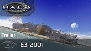 Halo : Combat Evolved – E3 2001 (Trailer)