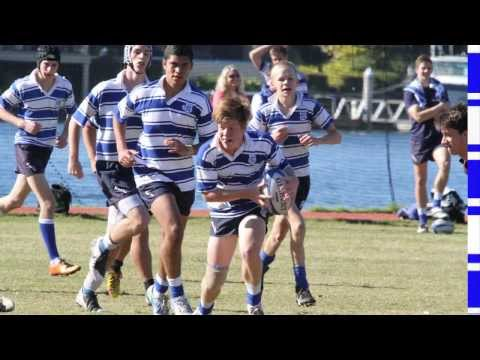 2013 Brisbane GPS Rugby Rd 4 Nudgee College v The Southport School