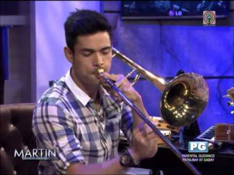 Xian Lim can play 17 musical instruments