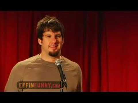 Jeff Klinger Effinfunny Stand Up - Long Story Short