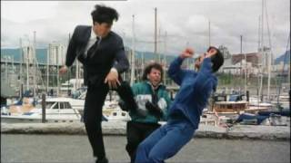 In the Line of Duty 4 (1989) - Yuen Woo-Ping - Trailer