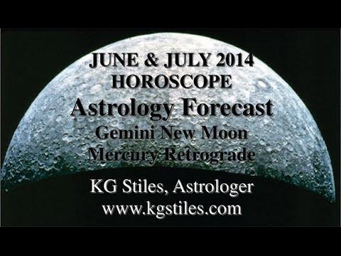 June amp july 2014 astrology horoscope forecast gemini new moon