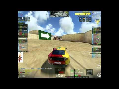 Trackmania 2 Canyon : {+} Diot Rasta73, la Savoie en pleine action !
