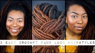 Category Crochet Faux Locs Hairstyles