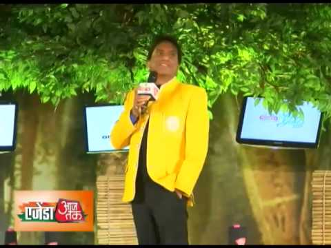 Agenda Aaj Tak: Raju Srivastav Stand Up Comedy (full) video