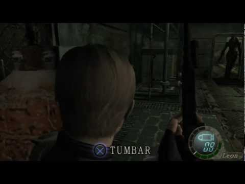 Resident evil 4 Profesional NO DAMAGE Capitulo 4-1 parte 2