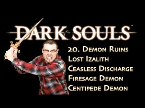 Dark Souls - 20 - Demon Ruins - Lost Izalith