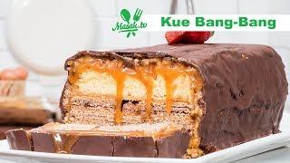 Kue Bangbang Cakekinian ala Masak.TV!