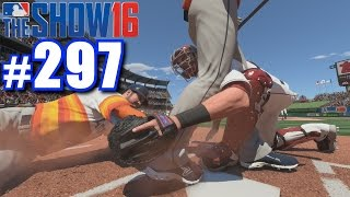 GET OUT OF THE WAY! | MLB The Show 16 | Road to the Show #297