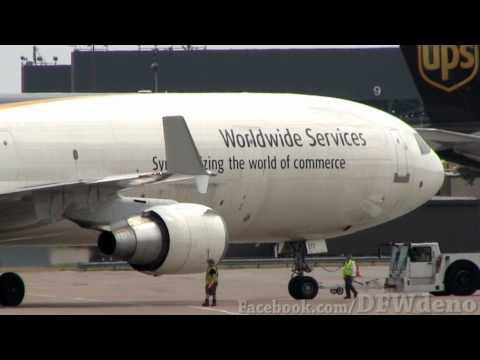 Ups Departures Dfw Airport Hd