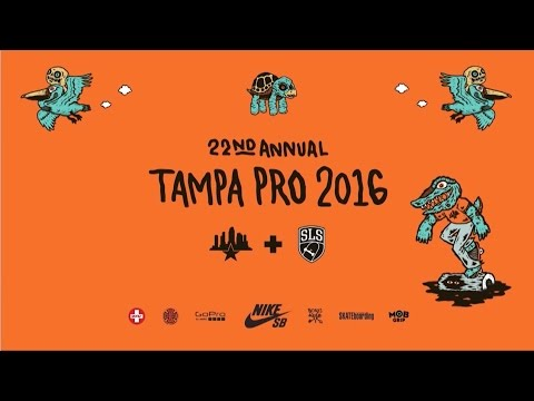 2016 Tampa Pro Finals