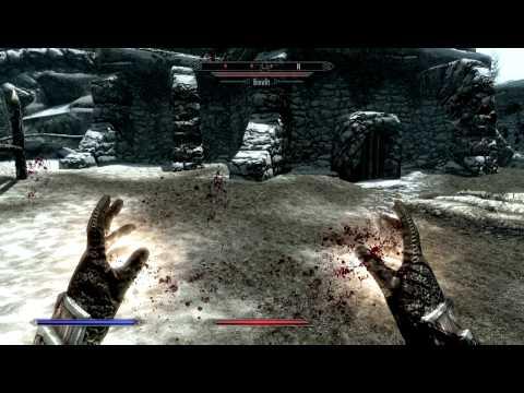 Skyrim Walkthrough: Ep. 14 Fast Leveling Light Armor (auluftwaffles.wordpress.com)